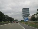 Entering Leuven